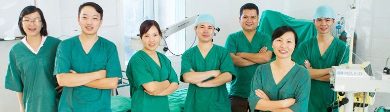 Evaluation of Vietnam Comprehensive Eye Care Model