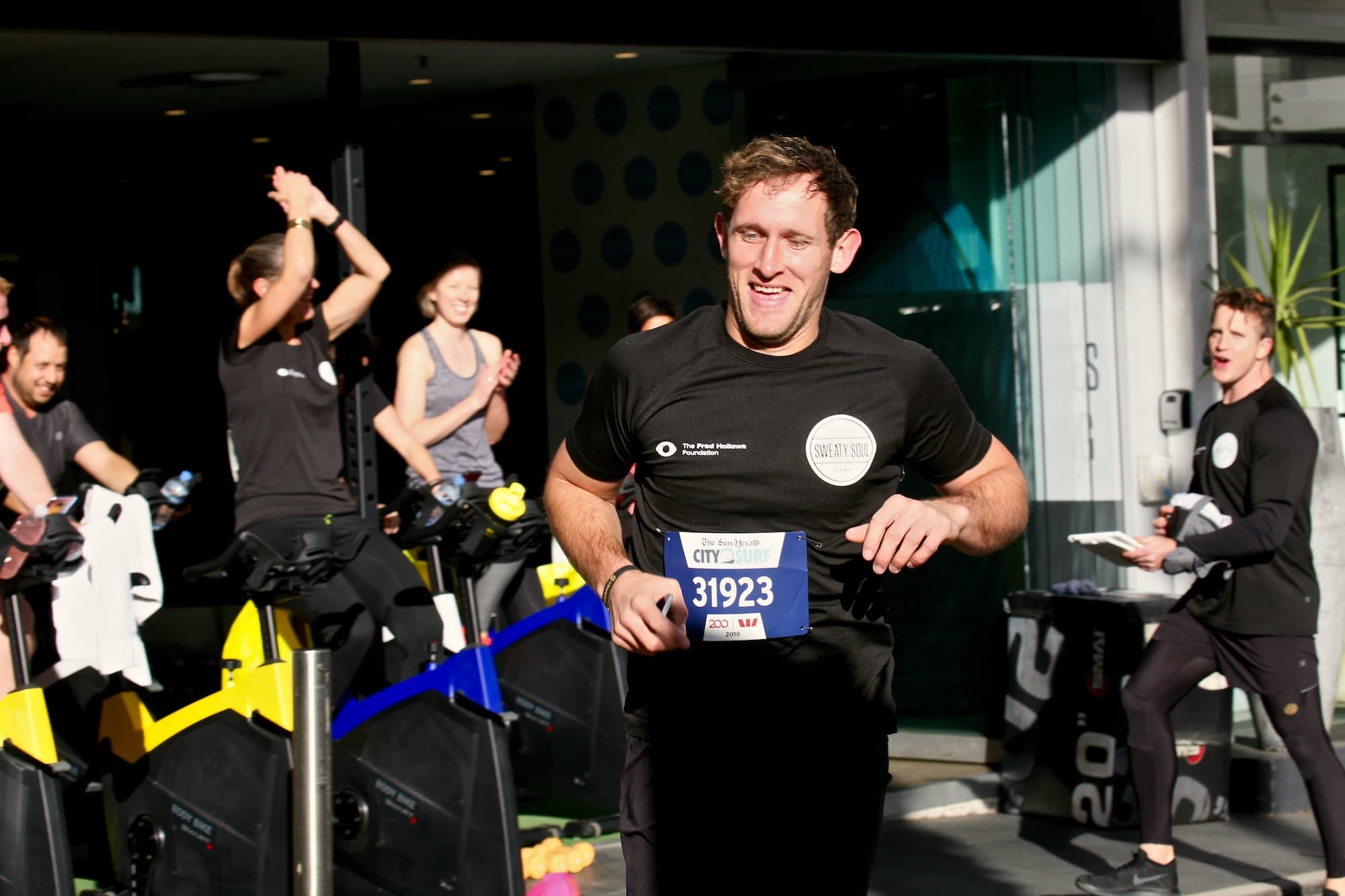 City2Surf registrations for Fred Hollows Foundation